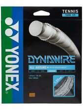 Yonex Dynawire Synthetic Gut 16L Gauge 1.25mm Tennis String White/Silver