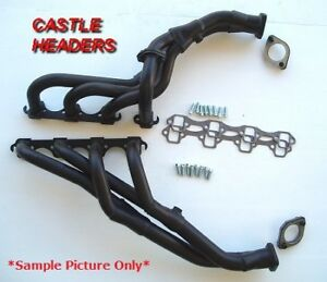 EXTRACTORS HEADERS SUIT FORD FALCON 1998 1999 2000 AU FAIRLANE TRY-Y EFI V8