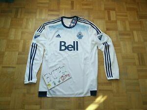 NWT Vancouver Whitecaps MLS Soccer Football Adidas Adizero On-Field Jersey Men M