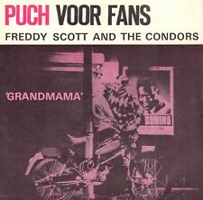 "FREDDY SCOTT AND THE CONDORS ‎– Grandmama (1965 NEDERBEAT FLEXI SINGLE 7"")"