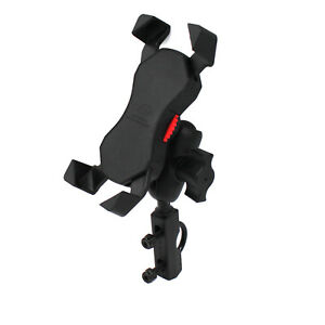 Universal Bike Phone X Mount Holder Bicycle Motorcycle Stand for Smartphone