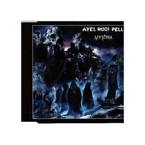 Axel Rudi Pell Mystica CD Steamhammer 2006 NEW