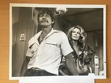 HOLLYWOOD ACTORS Charles Bronson Sheree North in Breakout NBC Publicity Photo