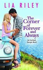 The Corner Of Forever And Always: Lia Riley Paperback Buy2BooksGet1Free