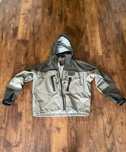 Simms Guide Wading Jacket Size Large.