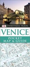 DK Eyewitness Venice Pocket Map & Guide (Italy) *FREE SHIPPING - NEW*