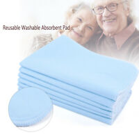 6Pcs Bed Pad Washable Underpad Hospital Medical Incontinence Reusable