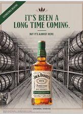 Jack Daniels Rye Poster 18 By 24 Inch