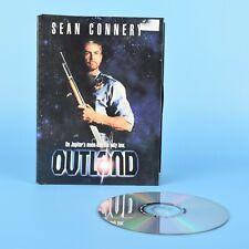 Outland DVD - Sean Connery - GUARANTEED
