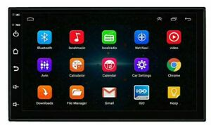 Android Car Stereo 2+32GB, 9.1 Inch Screen