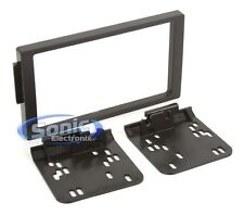 Metra 95-3106 Double DIN Car Audio Install Dash Kit for Select 2000-05 Saturn