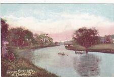 View On River Liffey, CHAPELIZOD, County Dublin, Ireland