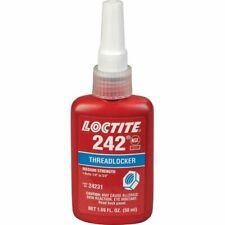 LOCTITE 242 50ml Blue Medium Strength threadlocking Adhesive