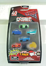 JAKKS OOSHIES Pencil Toppers. Disney Pixar CARS 3 Mini Figures. Luigi.7 Pack.