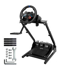 Game Wheel Stand for G27 G25 G29 G920 Wheel Steel without Wheel and Pedals