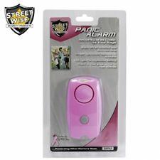 Street Wise Panic Alarm - Pink