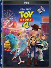Toy Story 4 (Dvd, 2019) New & Sealed Free Shipping Included
