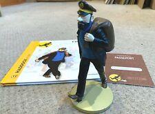 Tintin Figurines Officielle # 13 Haddock En Route Herge model Moulinsart Figure