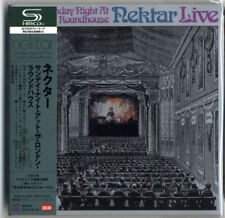 NEKTAR-SUNDAY NIGHT AT THE LONDON ROUNDHOUSE-JAPAN 2 MINI LP SHM-CD J50