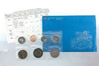 Canada 1999 Uncirculated Set Royal Canadian Mint RCM P332