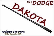 "FITS: 1997-2011 Dodge Dakota - 13"" SHORT Custom Flexible Rubber Antenna Mast"