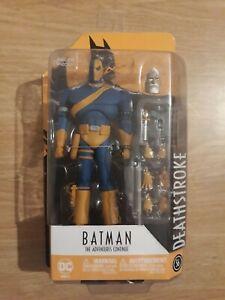 DC Batman Animated Series The Adventures Continue - Deathstroke Action Figure