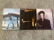 (3) Billy Joel Songbooks Piano Vocals Glass Houses Songs In The Attic Best Of