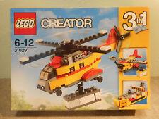 Lego Creator 3 en 1 31029 - L'hélicoptère cargo Bateau Avion - Boîte NEUVE