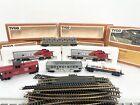 TYCO Train Lot - HO SCALE Sante Fe 4015 | 7240 2610 & More | Tracks Transformer