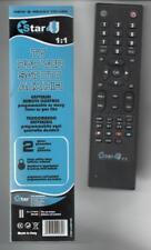 STAR ELECTRONIC - STAR 4U - TELECOMANDO UNIVERSALE - UNIVERSAL REMOTE CONTROL