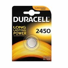 Pila de litio Duracell CR 2450