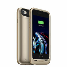 mophie Case for iPhone 6 6s Power Battery Juice Pack Ultra 3950mah Gold 3076