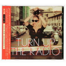 "MADONNA ""TURN UP THE RADIO"" REMIXES 6-TRACK EP CHINA CD NEW"