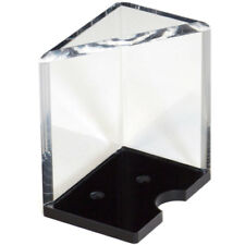 Casino Grade 6 Deck Acrylic Discard Holder Tray with Top by GSE