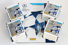 PANINI UEFA CHAMPIONS LEAGUE 2012/2013 12/13 – 200 cartocci packets + empty Album