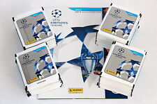 Panini UEFA CHAMPIONS LEAGUE 2012/2013 12/13 – 200 TÜTEN PACKETS + EMPTY ALBUM
