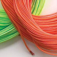 1.8mm x 120 ft Neon Green Endura 12, New England Ropes dyneema SK75 #1527-02