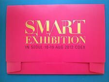 SM ART SMART Exhibition Photobook Notebook - SNSD EXO Shinee- VIP bag No.1,2,3,4