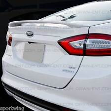Spoiler PAINTED Wing Factory Style For: FORD FUSION 2013-2017