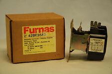 Furnas 42BE35AD Definite Purpose Magnetic Contactor FL 30 RES 40 Amp 3P  440V