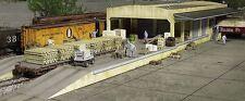 Spur H0 -- Bausatz Großer Güterschuppen -- 2918 NEU