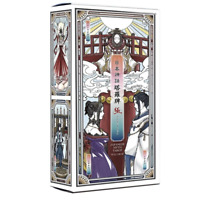 Japan Myth Tarot Cards Divination Cards Game English Version