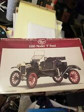 1910 FORD MODEL T LINDBERG 1/16 MODEL KIT NO 72332