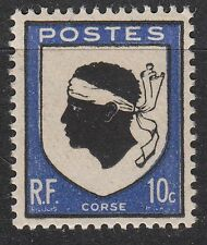 FRANCE TIMBRE NEUF N° 755 **  ARMOIRIES CORSE