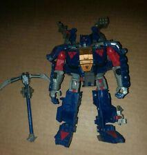 Hasbro Transformers Generations Deluxe Darkmount Straxus G1 Classics COMPLETE