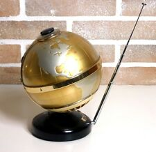 RADIO GLOBE MARC MADE IN JAPAN 1960 WAIMEA VINTAGE TUBE BAKELITE MODERNARIATO