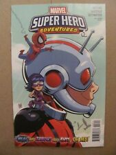 Marvel Super Hero Adventures Webs and Arrow and Ants Oh My #1 Marvel 9.6 NM+
