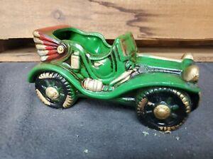 Vintage Inarco Ceramic Antique Car Planter Japan E-2135