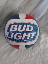 Vintage Bud Light Volleyball red, white, and blue