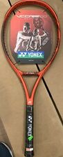 Yonex Vcore 100 300 Grams Flame Red Grip Size 4 3/8""